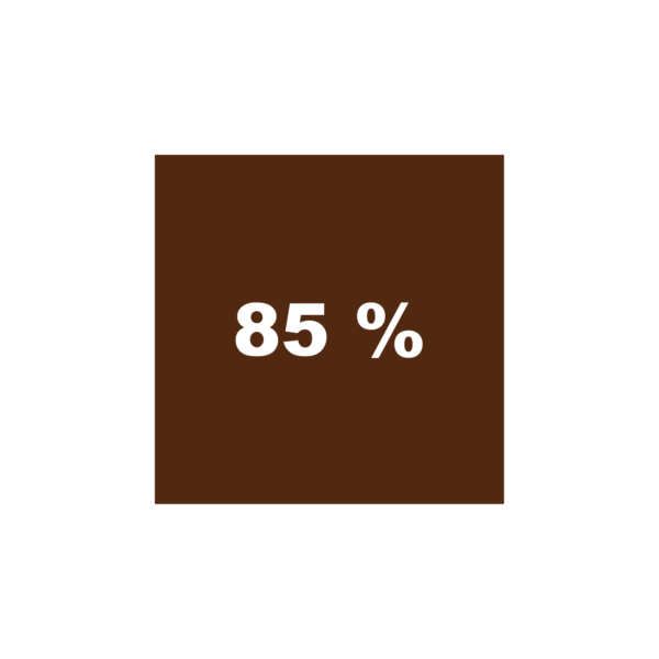 Braun 85%