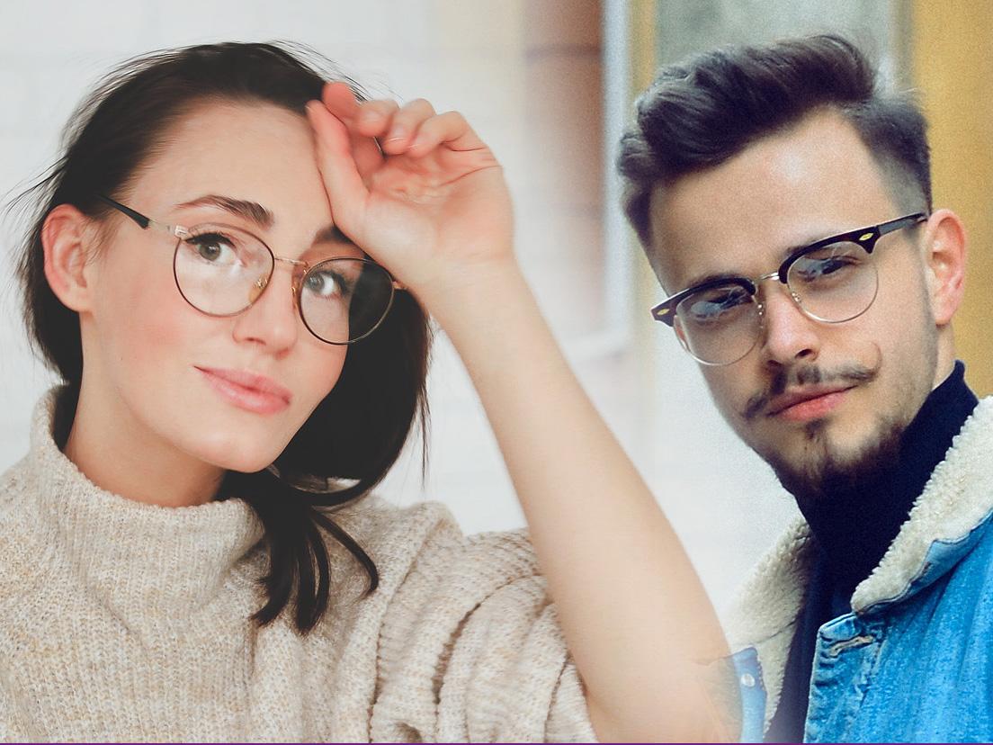 Unisex-Brillen