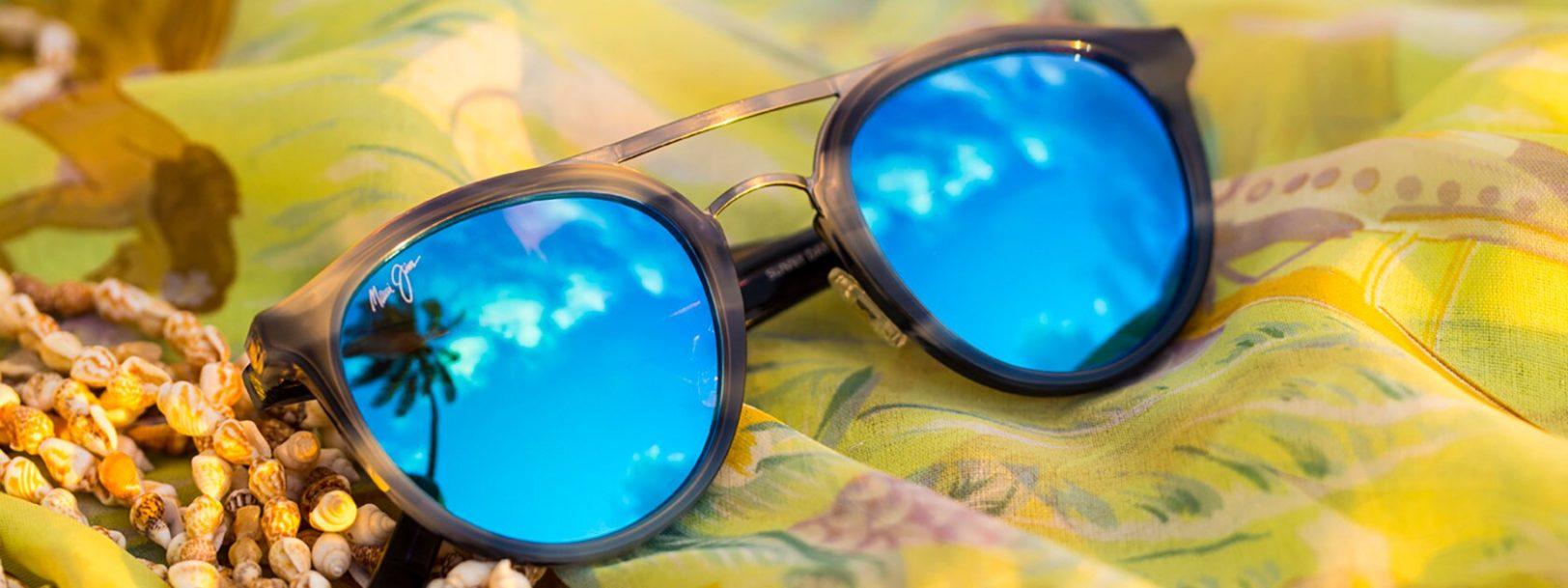 Maui Jim Sonnenbrillen Polarisiert
